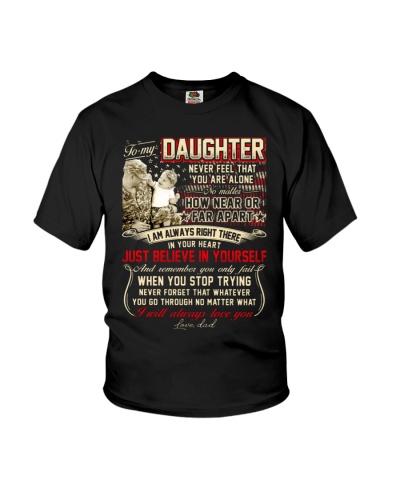 Veteran Near Or Far Apart Daughter