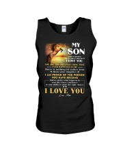 Horse Son Don't Forget I Love You Unisex Tank tile