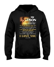 Horse Son Don't Forget I Love You Hooded Sweatshirt thumbnail