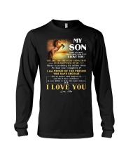 Horse Son Don't Forget I Love You Long Sleeve Tee thumbnail
