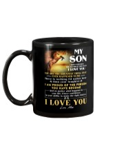 Horse Son Don't Forget I Love You Mug back