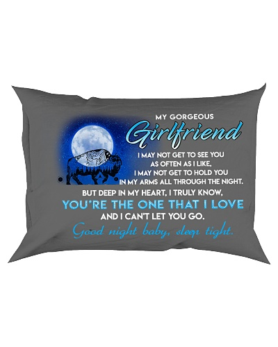 Bison Girlfriend Sleep Tight