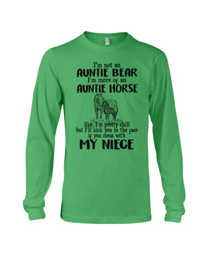 I'm More Of An Auntie Horse