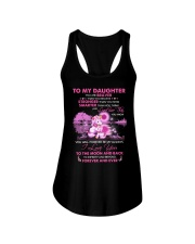I Love You To Infinity And Beyond Unicorn  Ladies Flowy Tank thumbnail