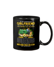 Farmer Girlfriend I Love You More Mug front