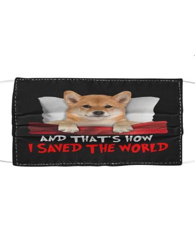 Dog Shiba Inu How I Saved The World