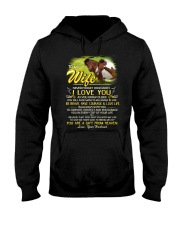 Horse Wife I'm Always With You Hooded Sweatshirt tile