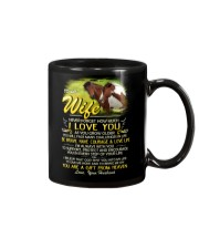 Horse Wife I'm Always With You Mug tile