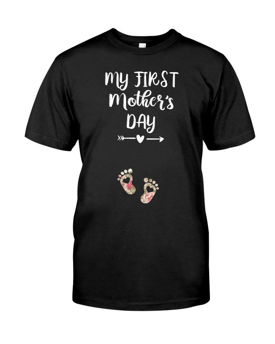 My First Mother's Day Family Classic T-Shirt