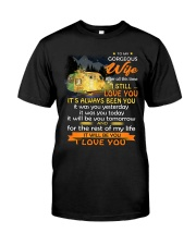 After All This Time I Still Love You Camping Classic T-Shirt thumbnail
