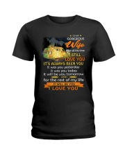 After All This Time I Still Love You Camping Ladies T-Shirt thumbnail