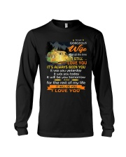 After All This Time I Still Love You Camping Long Sleeve Tee thumbnail