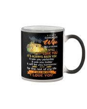 After All This Time I Still Love You Camping Color Changing Mug thumbnail