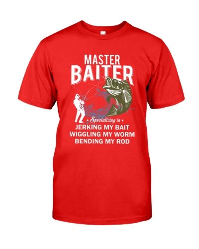 Master Baiter Specializing Fishing