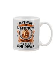 Son Up 'Til Son Down Mothers Of Little Boys Horse Mug thumbnail