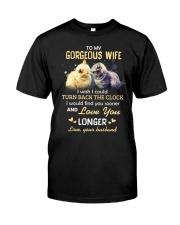 I Would Find You Sooner Cat Classic T-Shirt thumbnail