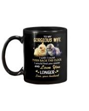 I Would Find You Sooner Cat Mug back