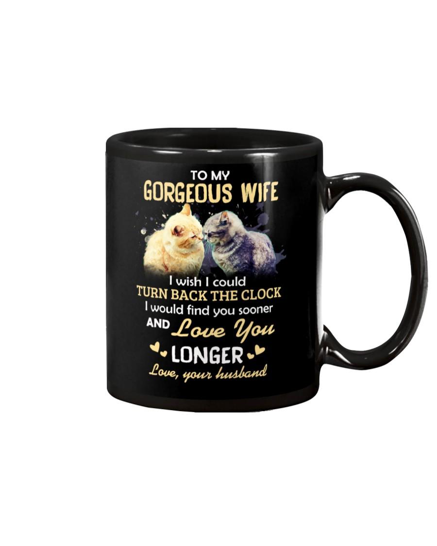 I Would Find You Sooner Cat Mug