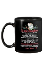 May You Always Know Elephant Daughter Mug back