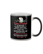 May You Always Know Elephant Daughter Color Changing Mug thumbnail