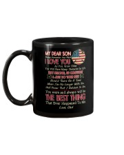 Firefighter Son Dad The Best Thing Mug back