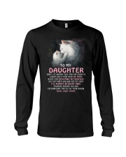 Don't Let Anyone Take You For Granted Cat Long Sleeve Tee thumbnail