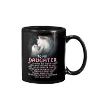 Don't Let Anyone Take You For Granted Cat Mug front