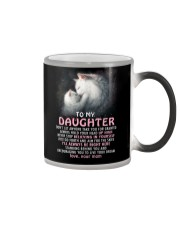 Don't Let Anyone Take You For Granted Cat Color Changing Mug thumbnail