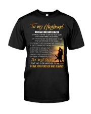 Husband Everytime I say I love you Classic T-Shirt thumbnail