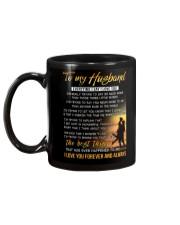 Husband Everytime I say I love you Mug back