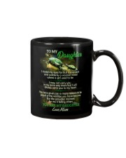 I Closed My Eyes For But A Moment Turtle Daughter Mug front