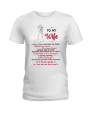 Meeting You Was Fate Ladies T-Shirt thumbnail