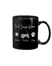 I'm A Simple Woman Farmer Mug thumbnail