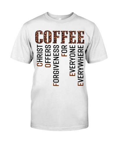 Coffee Christ Funny