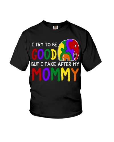 Autism Mommy I Try To Be Good