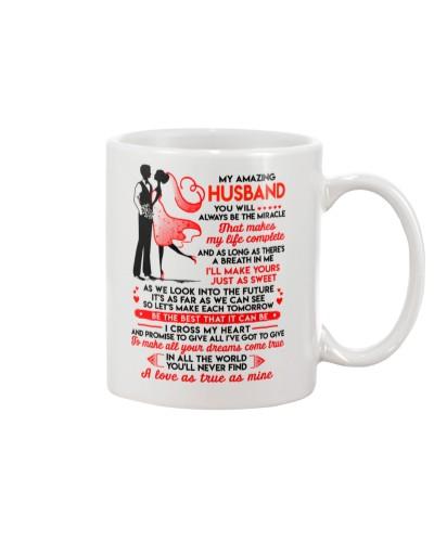 Cross My Heart Husband