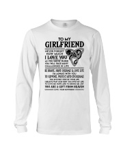 Wolf Girlfriend I'm Always With You Long Sleeve Tee thumbnail