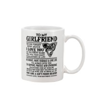 Wolf Girlfriend I'm Always With You Mug front