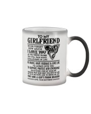 Wolf Girlfriend I'm Always With You Color Changing Mug thumbnail