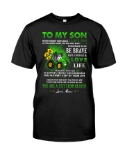 Farmer Son Mom I'm Always With You Classic T-Shirt thumbnail