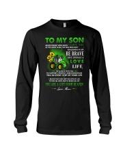 Farmer Son Mom I'm Always With You Long Sleeve Tee thumbnail