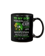 Farmer Son Mom I'm Always With You Mug front
