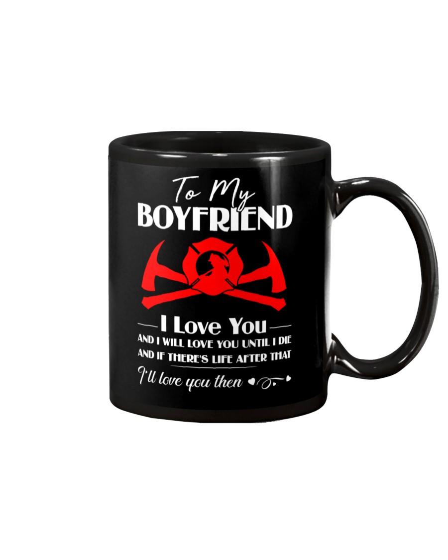 Firefighter Boyfriend Life After That Mug