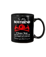 Firefighter Boyfriend Life After That Mug front