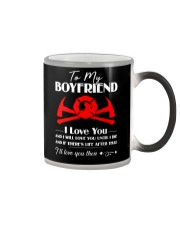 Firefighter Boyfriend Life After That Color Changing Mug thumbnail