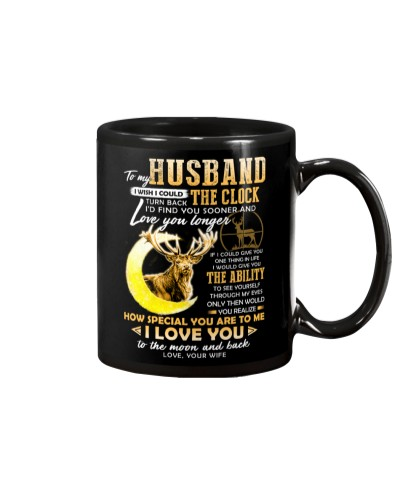 HUSBAND CLOCK ABILITY MOON