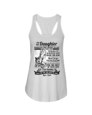Horse Daughter Dad The Rest Of Mine Ladies Flowy Tank thumbnail