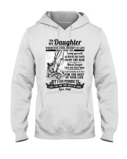 Horse Daughter Dad The Rest Of Mine Hooded Sweatshirt thumbnail