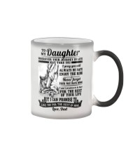 Horse Daughter Dad The Rest Of Mine Color Changing Mug thumbnail