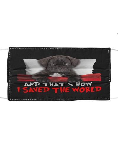 Dog Cane Corso How I Saved The World